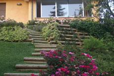 Giardini di musso progettazione e realizzazione giardini - Terrazzamenti giardino ...